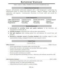 Clerical Assistant Cover Letter Clerical Assistant Assistant