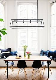 modern dining room lamps photo of good light fixtures pertaining contemporary table lighting