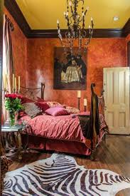 bedroom, Rustic Bohemian Style Bedroom With Nice Candle Holder Side Red  Flowers On Vase Plus