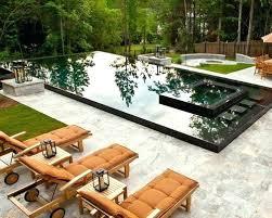 infinity pool design backyard. Small Infinity Pools Pool Backyard Designs  . Design