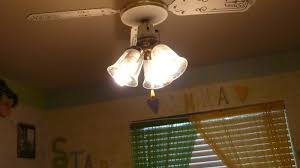 fan and stole the pieces i needed off it and was able to fix her broken pull chain so for 5 i fixed her ceiling fan and two lights in my home