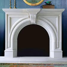 rothton cast stone fireplace mantel