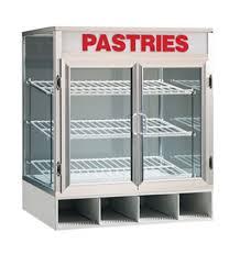 donut pastry merchandiser