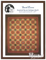 Sarah Emma Quilt Pattern - Paula Barnes - Bonnie Blue Quilts ... & Sarah Emma Quilt Pattern Adamdwight.com