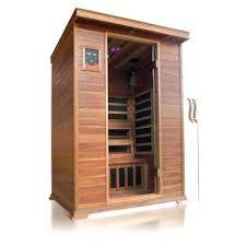 home sauna cost. Infrared Saunas Hot Tubs Home The Depot Sierra 2 Person Cedar Sauna Cost