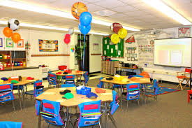 Sports Themed Balloon Decor Classroom Themes To Inspire Your School Year Scholastic