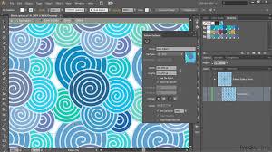 Pattern Generator Amazing Illustrator Tutorial Using The New Pattern Generator Lynda