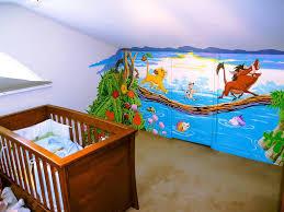 lion king nursery decor