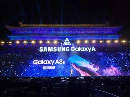 Arena Lighting Samsung Samsung Announced The Launch Of Galaxy A8s Which Will Have