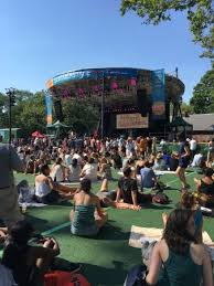 Summerstage Seating Chart A Culture Festival Review Of Central Park Summerstage New