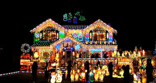 outdoor christmas lights house ideas. the brightest christmas house in nyc myblocknyc visits kevin lynchu0027s festive queens home video huffpost outdoor lights ideas