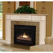 pearl mantels 56 monticello fireplace mantel surround reviews wayfair