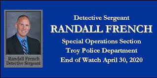 Troy police sergeant dies from coronavirus | WNYT.com