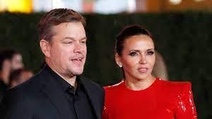 Dochter Matt Damon geneest van het ...