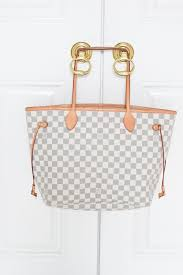 louis vuitton neverfull white. louis vuitton neverfull review and comparison white