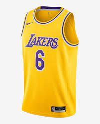 Lakers Icon Edition 2020 Nike NBA ...