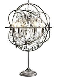 chandeliers pink chandelier table lamp medium size of table lamp crystal table lamp glass lamps