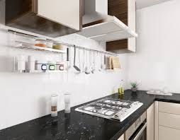 poured concrete soapstone and granite are great materials for your modern sustainable kitchen countertops