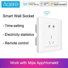 Original Xiaomi Smart <b>home</b> Aqara Smart <b>Light</b> Control ZiGBee <b>Wall</b> ...