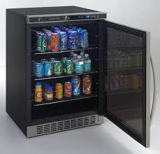 Undercounter Beverage Refrigerator Glass Door Amazoncom Avanti Avanti Bca5105sg 1 Beverage Cooler 53 Cubic