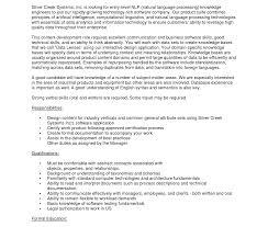 Java Developer Cover Letter Core Resume Free Software Charming