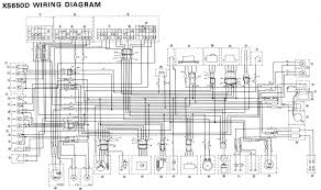 wiring diagrams 1977 xs650d jpg