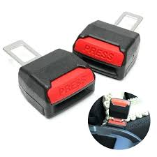car seats buckle guards for car seats pair seat belt alarm stopper insert clips extender