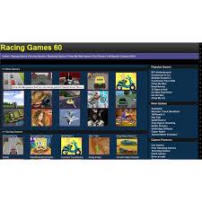 racing games 60 free games
