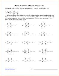 Math : Multiplying Fractions Fraction Math Worksheets Multiplying ...