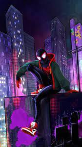 Spider-Man Miles Morales 4K Wallpaper ...