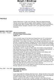 Electrical Estimator Resumes How To Bid Electrical Jobs Stephencarter Info