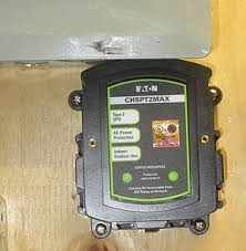 breaker box surge protector. Simple Surge A Surge Protection Device Mounted On A Residential Circuit Breaker Panel In Breaker Box Surge Protector V