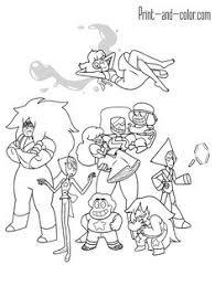 29 Best Coloring Steven Universe Images Steven Universe