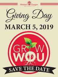 Giving Day Giving Day Wou Foundation