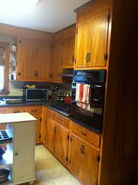 updating wood kitchen cabinets