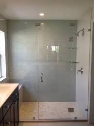 framless shower glass doorirrors