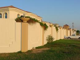 Small Picture Pakistan Boundary Wall Design Home Also Medium Plywood Boundary