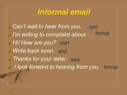 Ppt Writing An Email Powerpoint Presentation Id 4938343