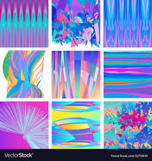 Free Abstract Designs Modern Background Abstract Designs Set