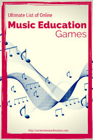 The Ultimate List of Online Music Education Games | Music ...