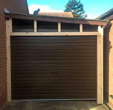 oxley garage door covering carport in scarborough