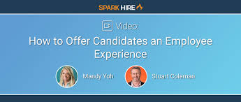 Early To An Interview Its Never Too Early Let Your Employee Experience Shine Through