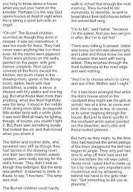 Grade 9 Reading Lesson 12 Short Stories - The Dolls House (2 ...