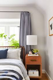 master bedroom. Emily Henderson Modern English Cottage Tudor Master Bedroom Reveal3 L