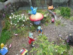 children s fairyland alice in wonderland garden