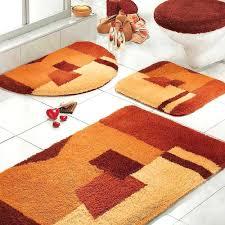 charming bathroom rugs set rug sets india orange rug bathroom sets with toilet and white bathroom floor tiles jpg