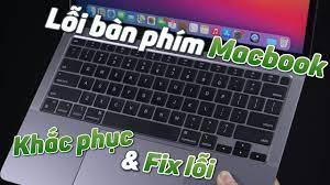 Bàn phím laptop không gõ được số | Những lỗi bàn phím thường gặp trên  Macbook và cách khắc phục - Công Nghệ 365