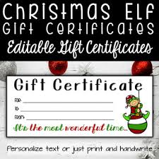 The advent box honorary elf certificate of merit. Elf Certificate Worksheets Teaching Resources Tpt