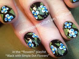 Robin Moses Nail Art: cute snow white nails, cute snow white ...