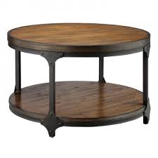 Industrial Round Coffee Table Table Rustic Round Coffee Table Industrial Medium Rustic Round